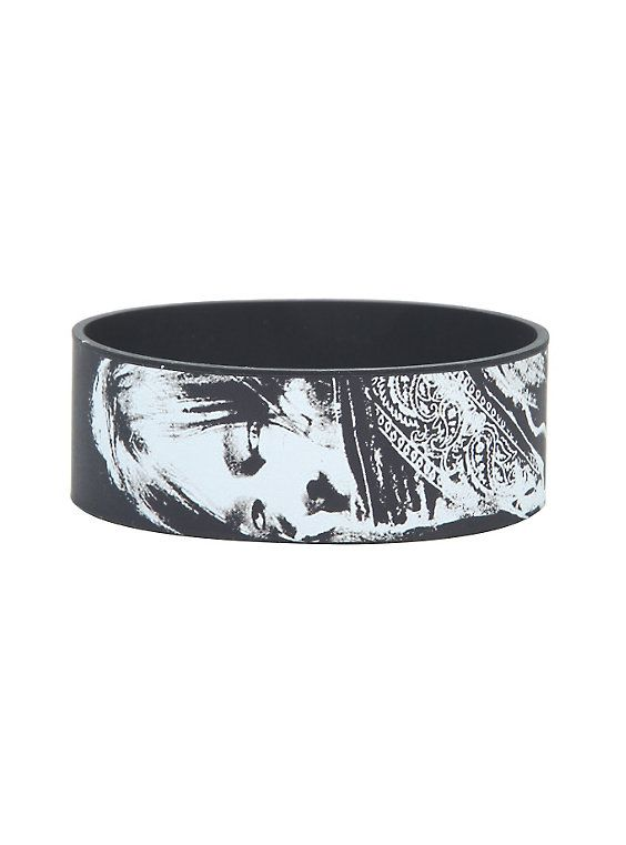 The Walking Dead Daryl Dixon Rubber Bracelet,