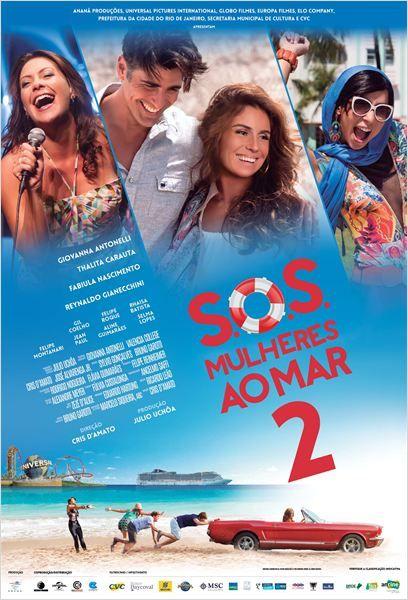 S O S Mulheres Ao Mar 2 Filmes Engracados Filmes Brasileiros Filmes