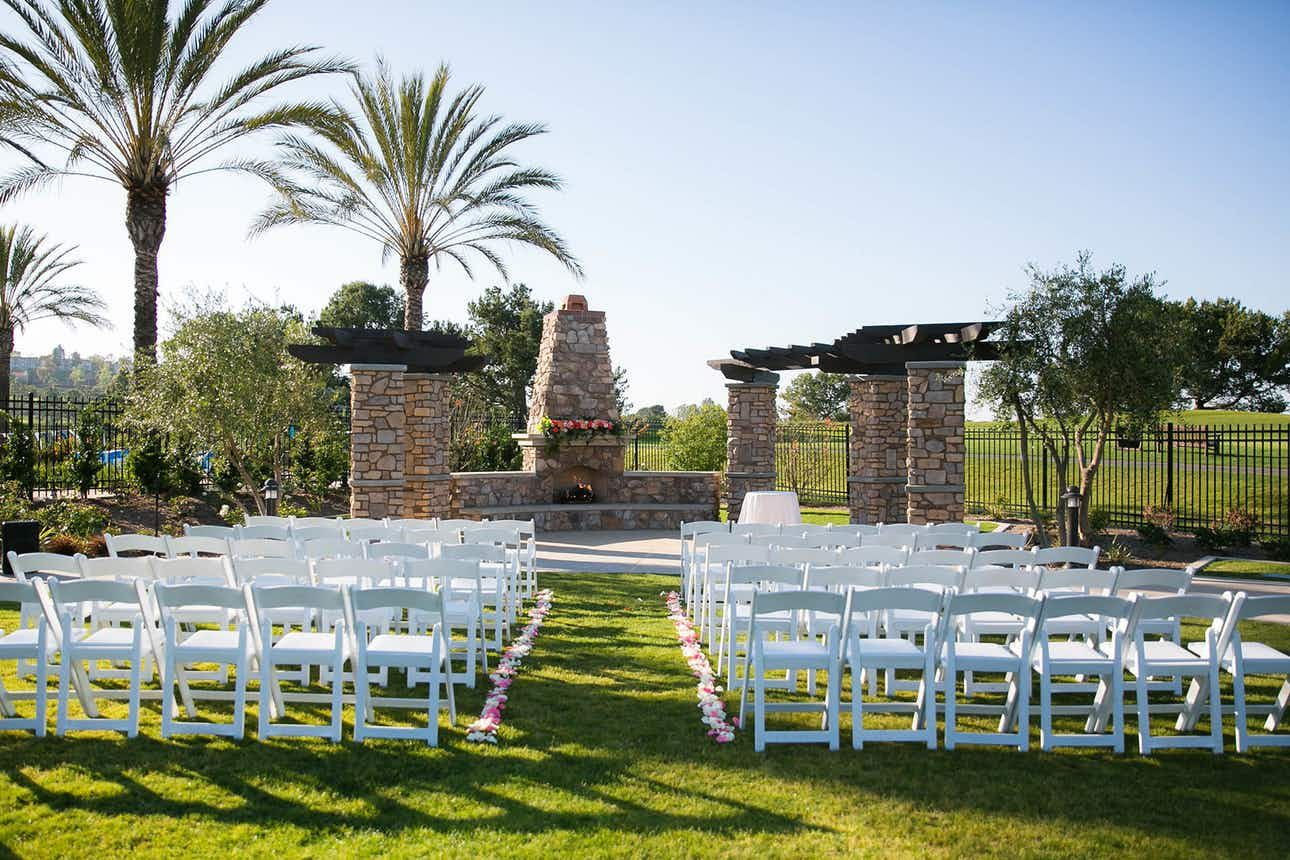 Affordable Wedding Venue Aliso Viejo Center by Wedgewood