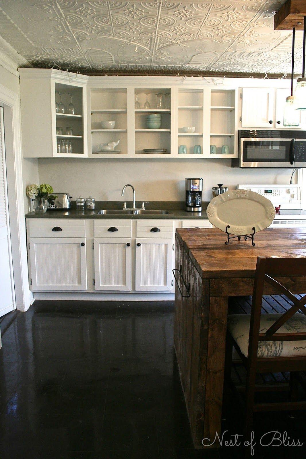 Encantador Rehacer Mi Cocina En Un Presupuesto Ideas - Ideas de ...
