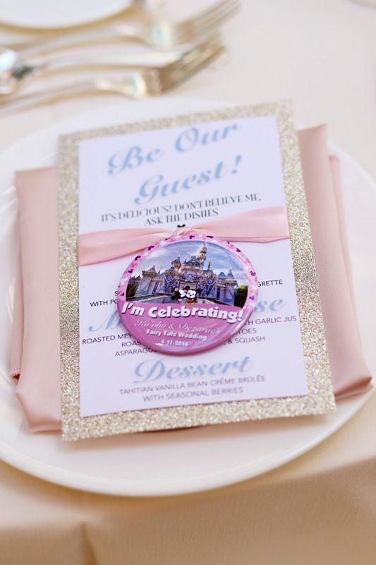 Dezarae And Ka Ohu S Fairy Tale Disneyland Escape Wedding