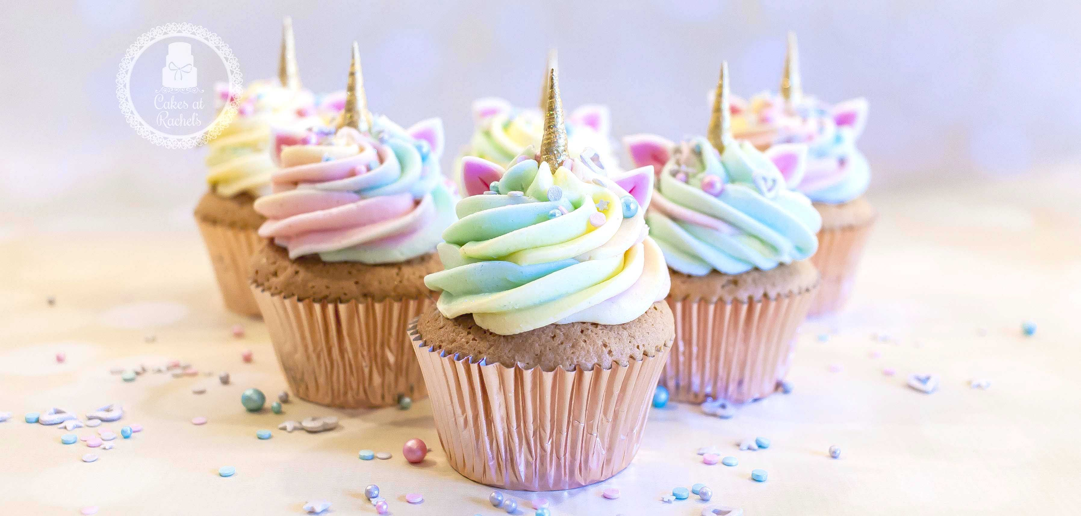 Unicorn Cupcakes! (With images) Cupcake prices, Wedding