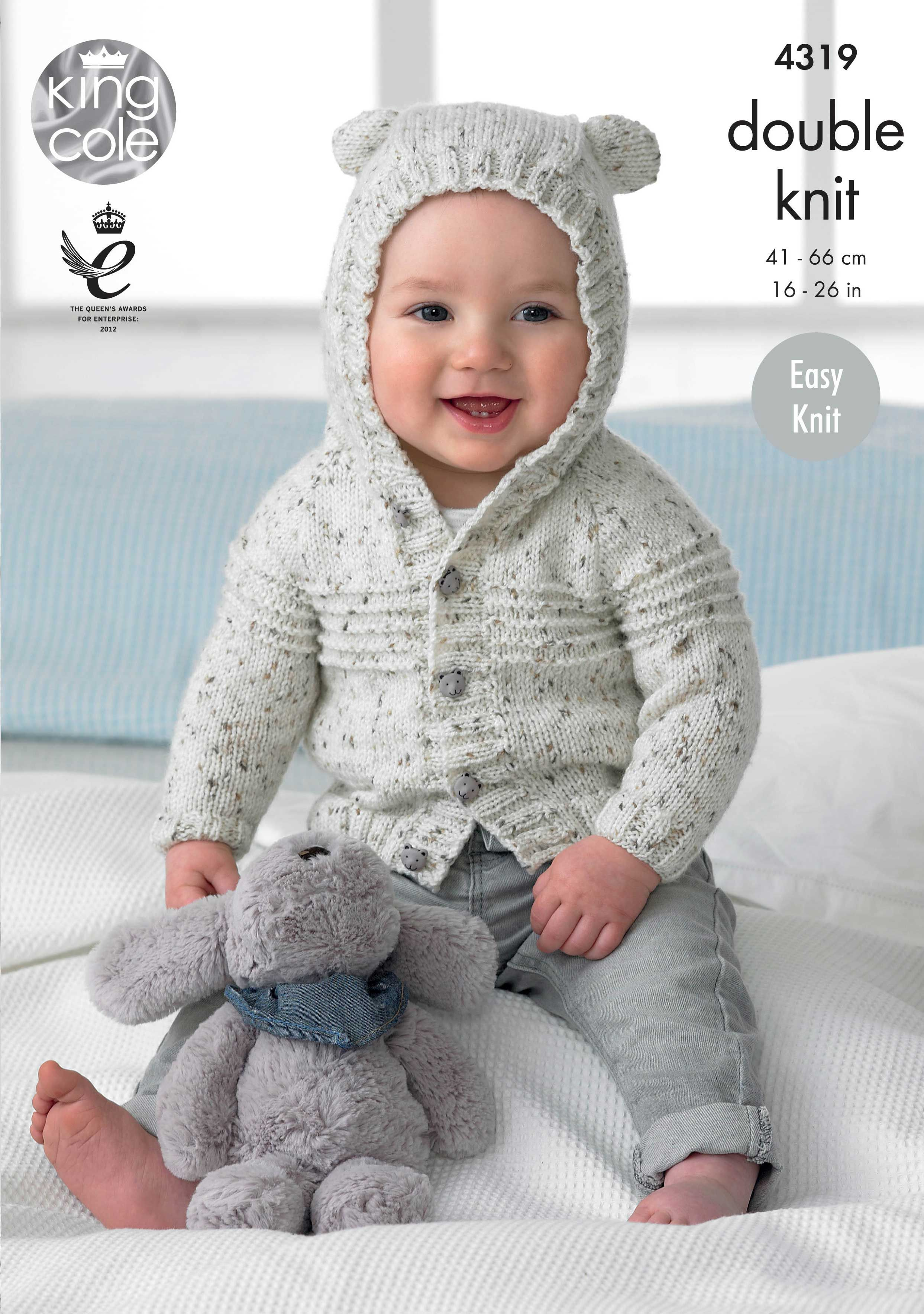 King Cole Baby Knitting Patterns Free - Polixio