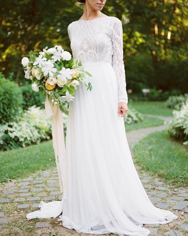 55 beautiful long sleeve wedding dresses wedding dresses