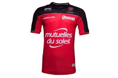 Camisas de Rugby: Toulon 2016 / 2017