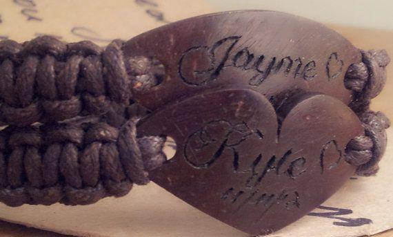 SALE- Couples Bracelets, Couples, Matching Bracelets ...