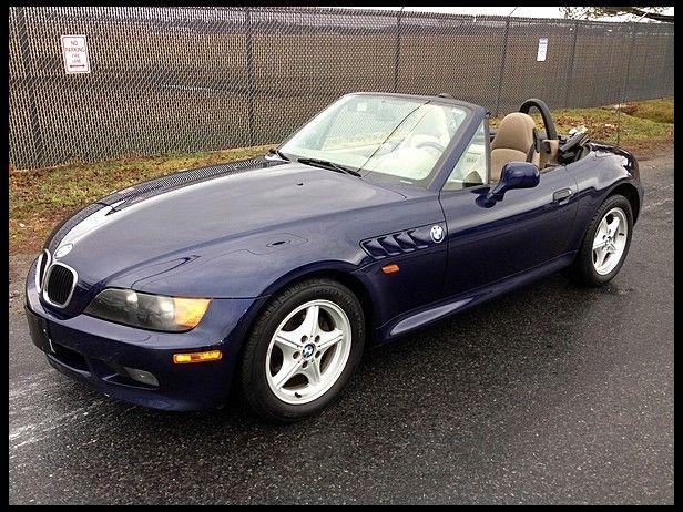 1998 Bmw Z3 Convertible 1 9l 5 Speed At Mecum Auctions Bmw Z3 Bmw Bmw Classic Cars