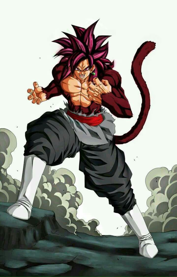 My Black Goku Super Saiyan 4 Only Recolor Dragon Ball Super Goku Dragon Ball Goku Dragon Ball Gt