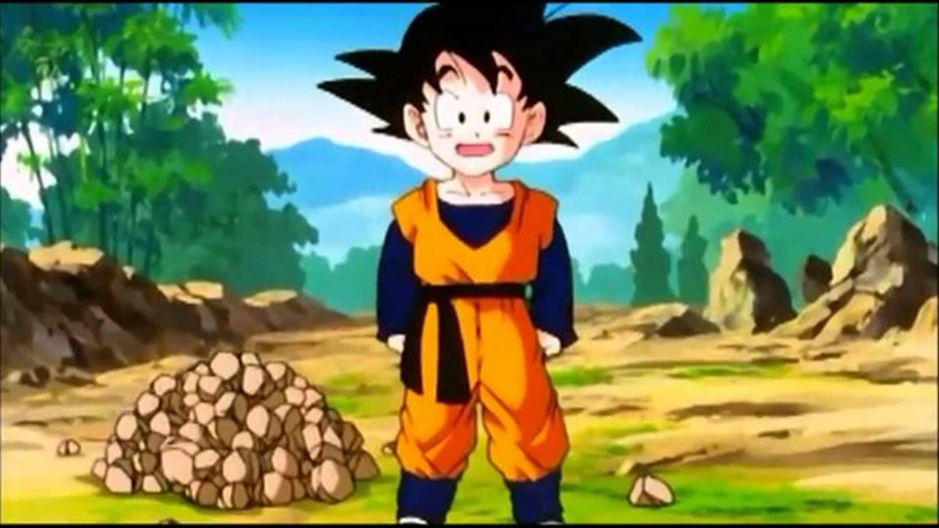 Gohan Reeealllly Underestimated Goten Dragon Ball Dragon Ball Goku Gohan