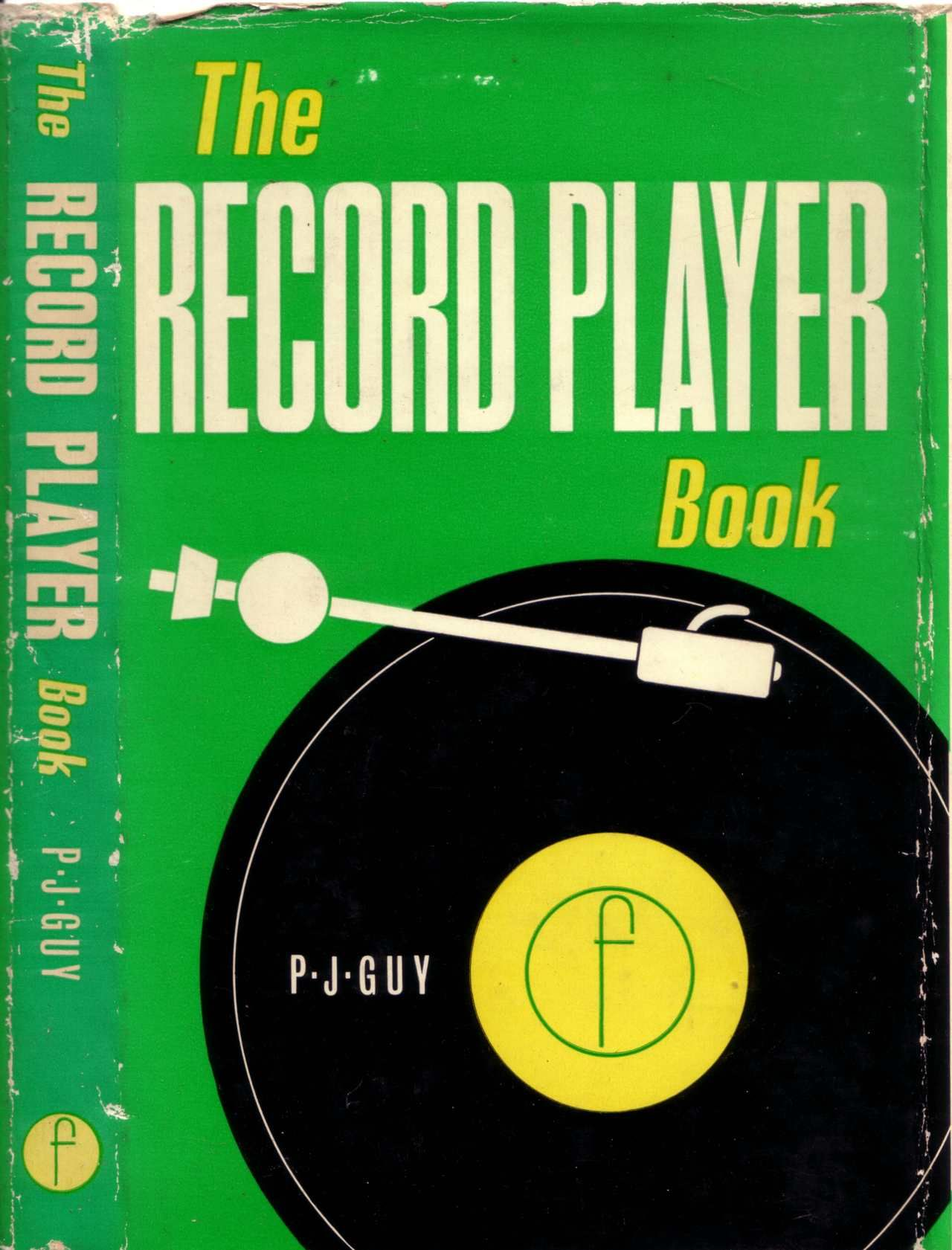 The Record Player Book, PJ Guy