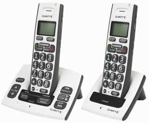 Clarity Dect 6 0 Cordless Amplified Phone With Clarity Power And Call Waiting Caller Id 50615 Http Www Amaz Cordless Phone Caller Id Cordless Telephone