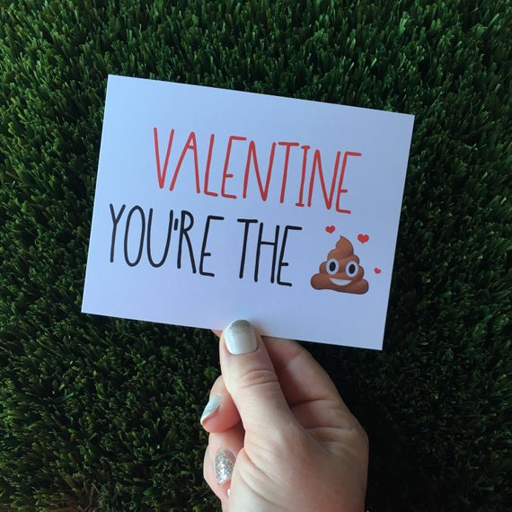send a funny valentine greeting card to someone special