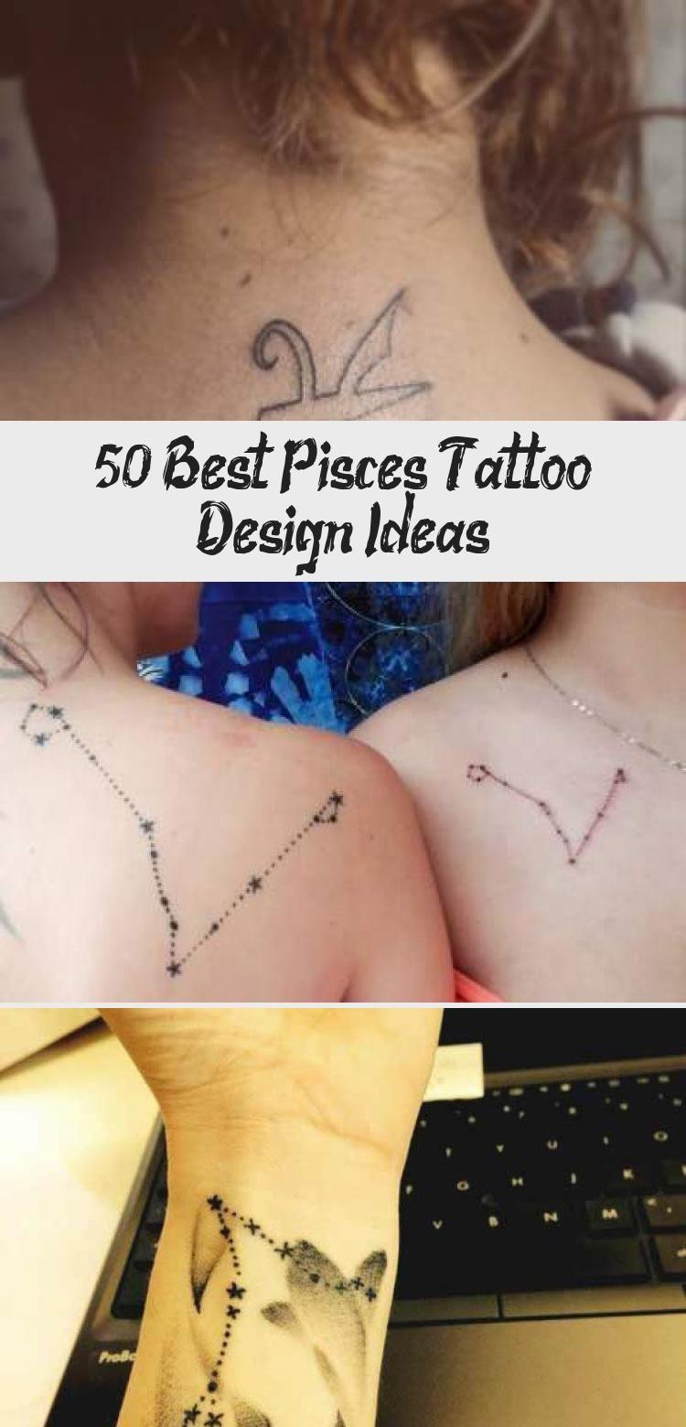 Photo of 50+ Best Pisces Tattoo Design Ideen – Tattoo Ideen, #design #ideas #Ideen #Pisces #piscesco …