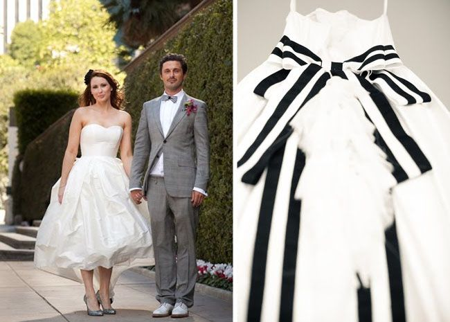 My Favorite Wedding Fashion Moments Of 2010