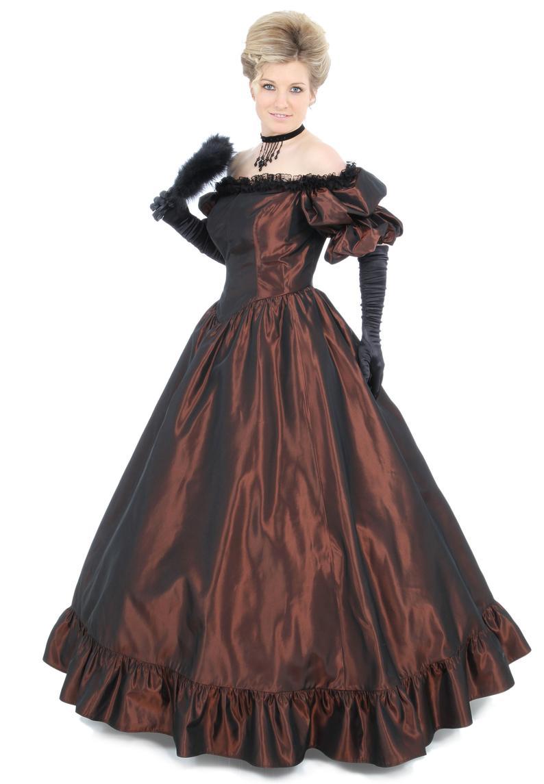 130611 Priscilla Victorian Off Shoulder Ball Gown Etsy Victorian Gown Ball Gowns Off Shoulder Ball Gown [ 1145 x 794 Pixel ]