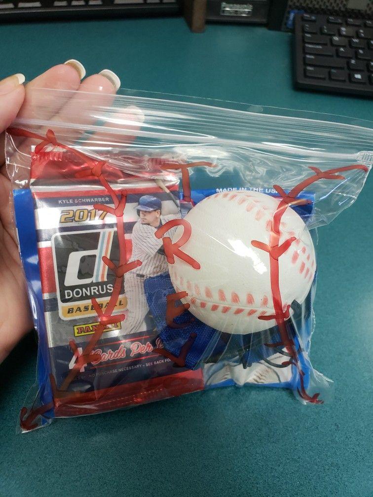 Baseball Team Gift Each Player Gets A Baseball Ziplock Bag Filled