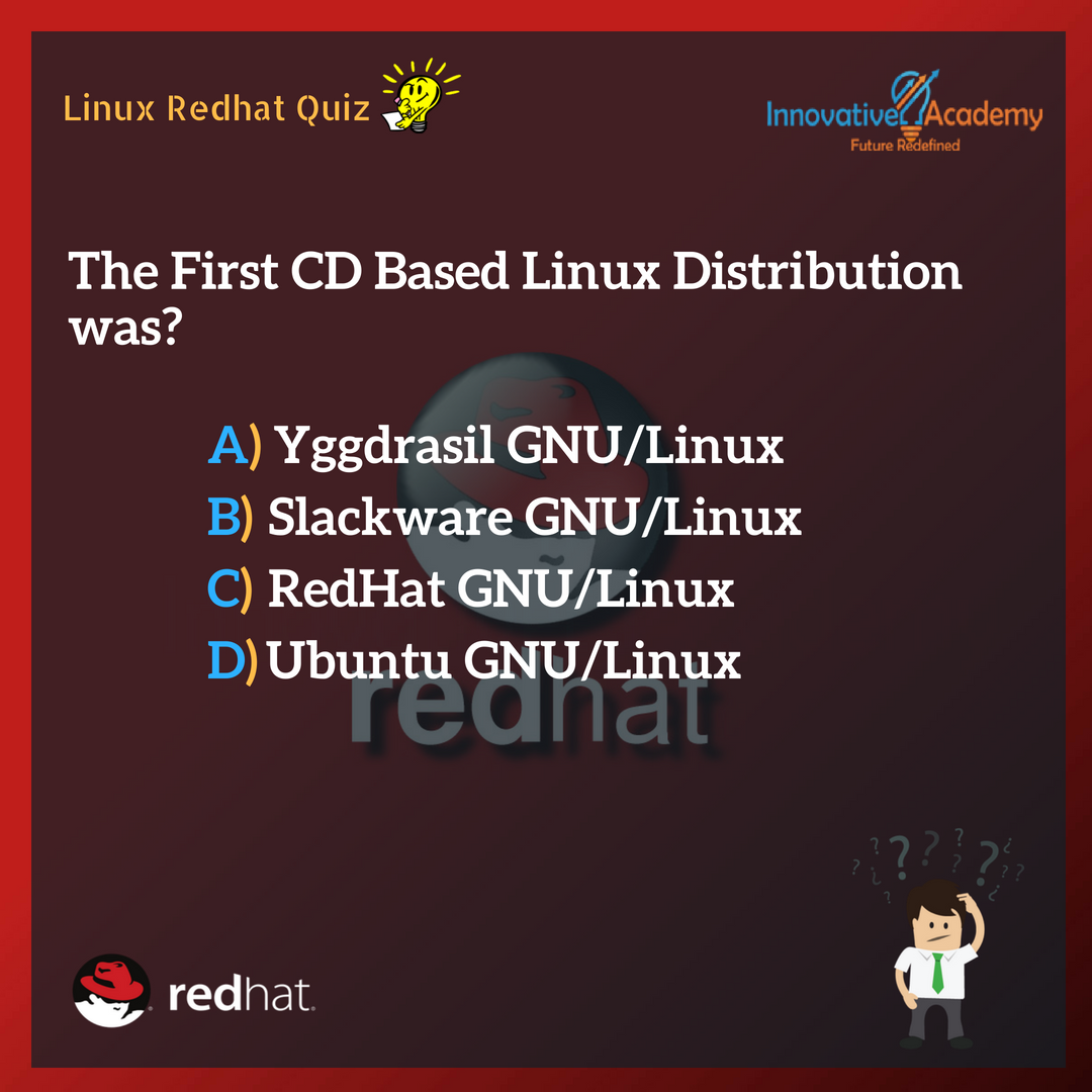Linux Redhat Question Of The Day Quiz Test Your Linux Redhat