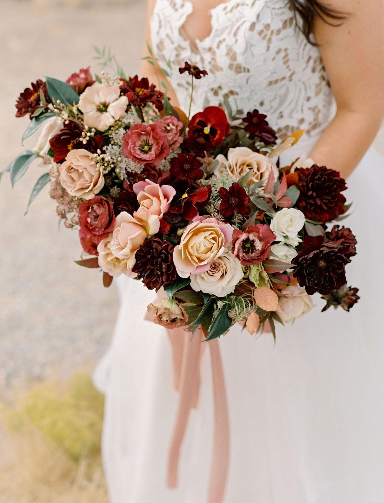 [8+] Big Wedding Flowers Bouquet