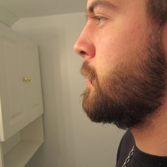 How To Trim A Tight Beard