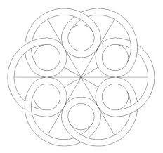 Resultado De Imagen Para Dibujos Para Hacer Con Compas Geometric Patterns Drawing Pattern Art Geometric Art