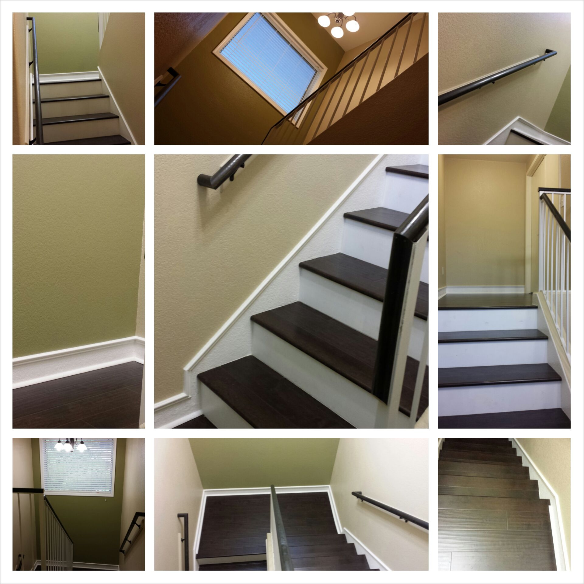 Staircase Remodel: Staircase Remodel- August 2014