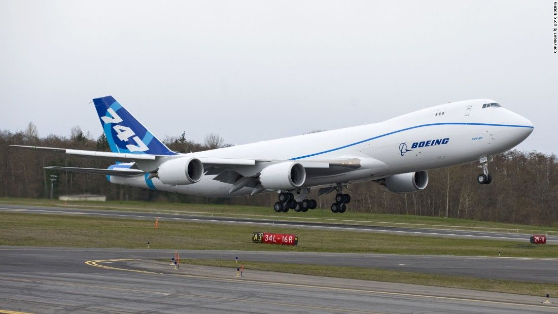 Trump tweets Cancel order on Boeings new Air Force One