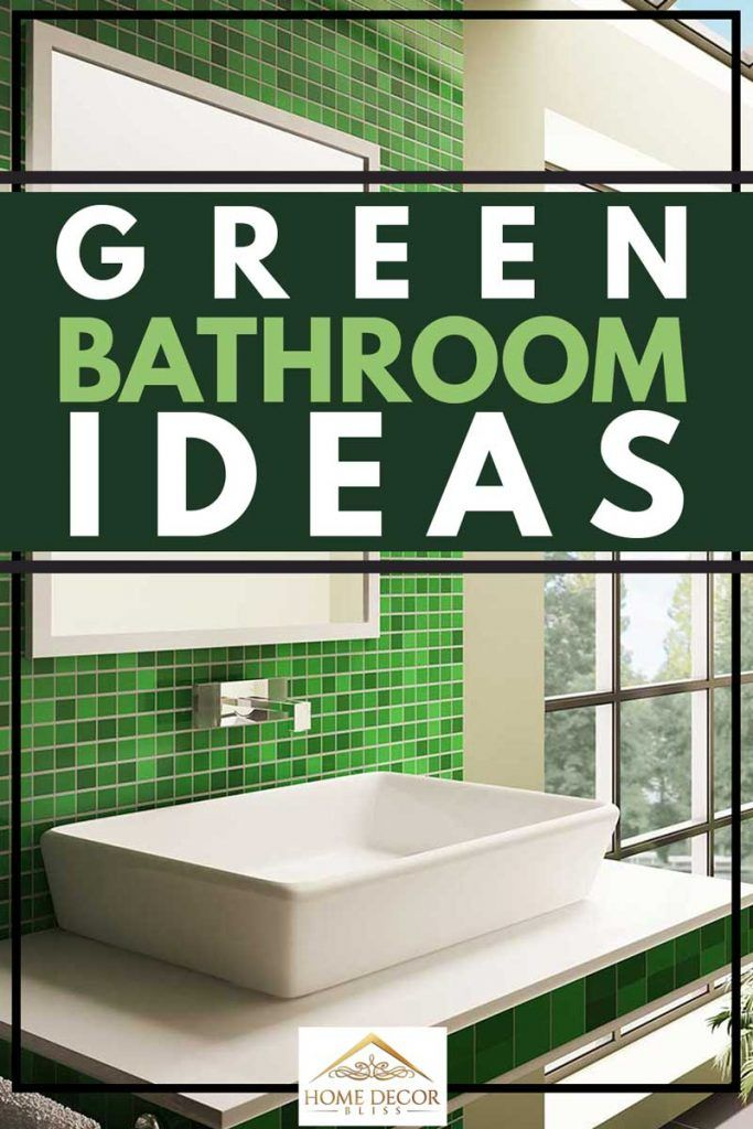 Photo of Green Bathroom Ideas