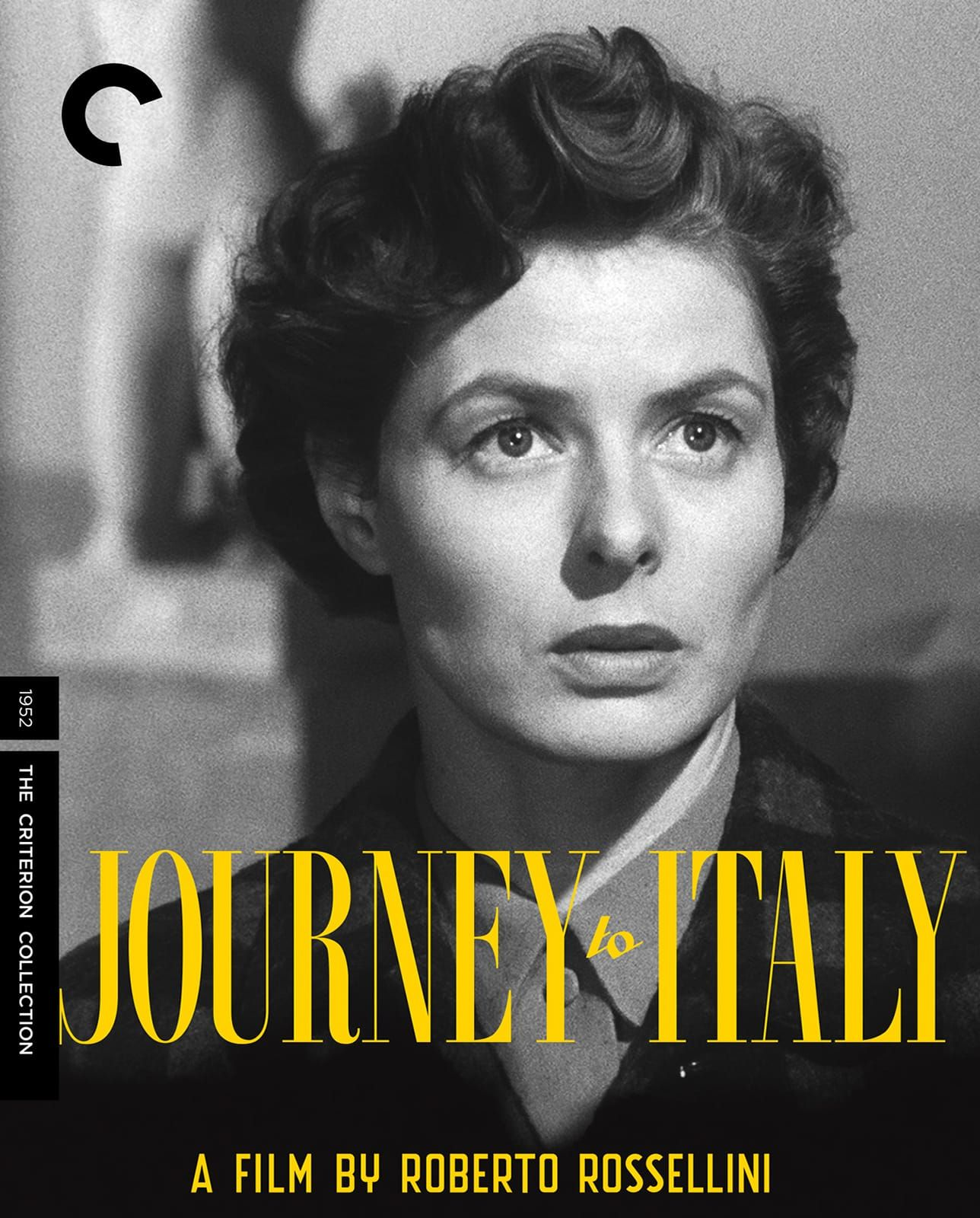 Journey to Italy Roberto Rossellini, The Image Movie, Ingrid Bergman, Film  Posters,