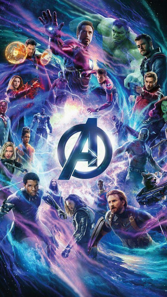 Avengers: Endgame (2019) VLOAD GETUNLOCKER | Marvel background, Marvel wallpaper, Avengers wallpaper #filmposterdesign