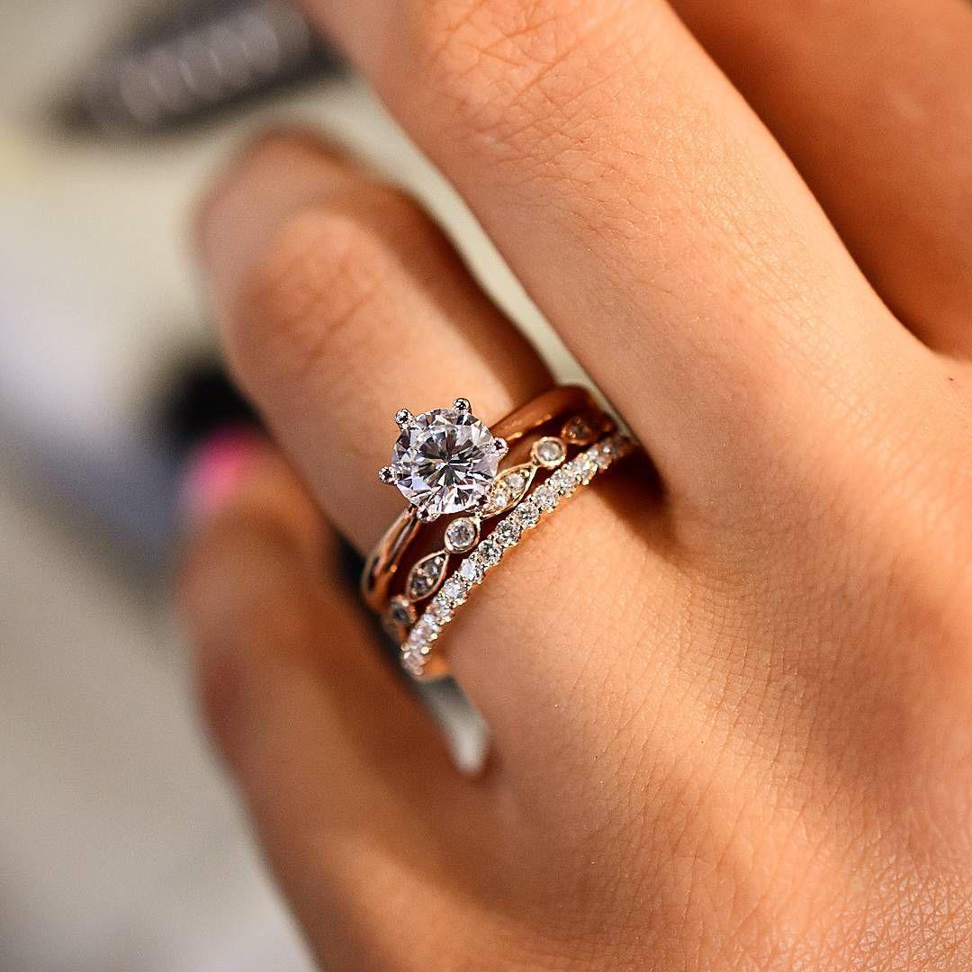13 9k Likes 113 Comments Michael Arthur Diamonds Michaelarthurdiamonds On Instagram R Womens Engagement Rings Wedding Rings For Women Wedding Ring Sets