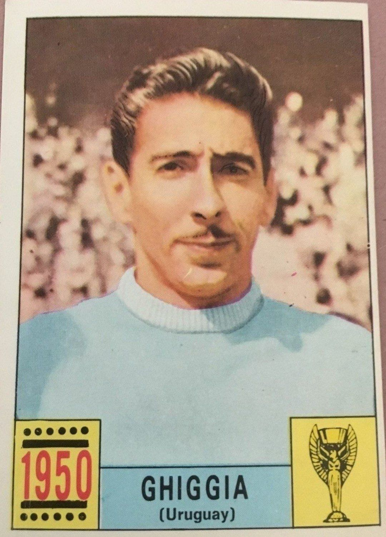 Panini 277 Edinson Cavani Uruguay FIFA WM 2014 Brasilien