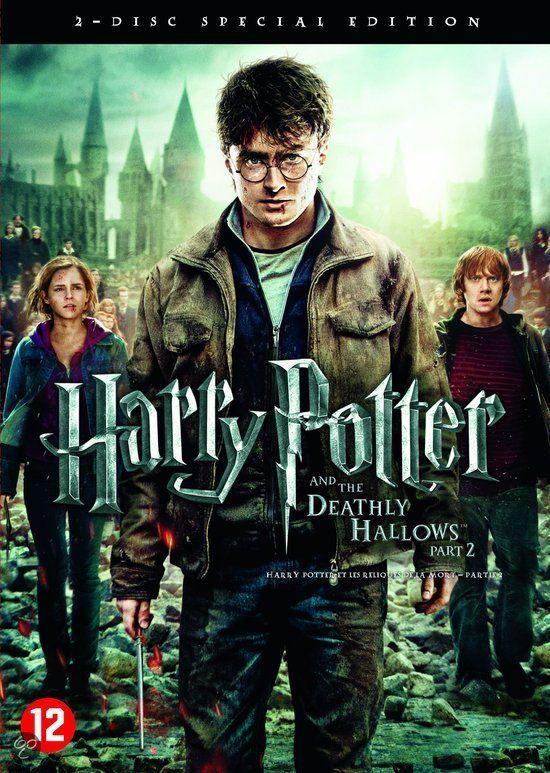 Harry Potter De Relieken Van De Dood Part 2 Film Harry Potter Movies Harry Potter Film Deathly Hallows Part 2