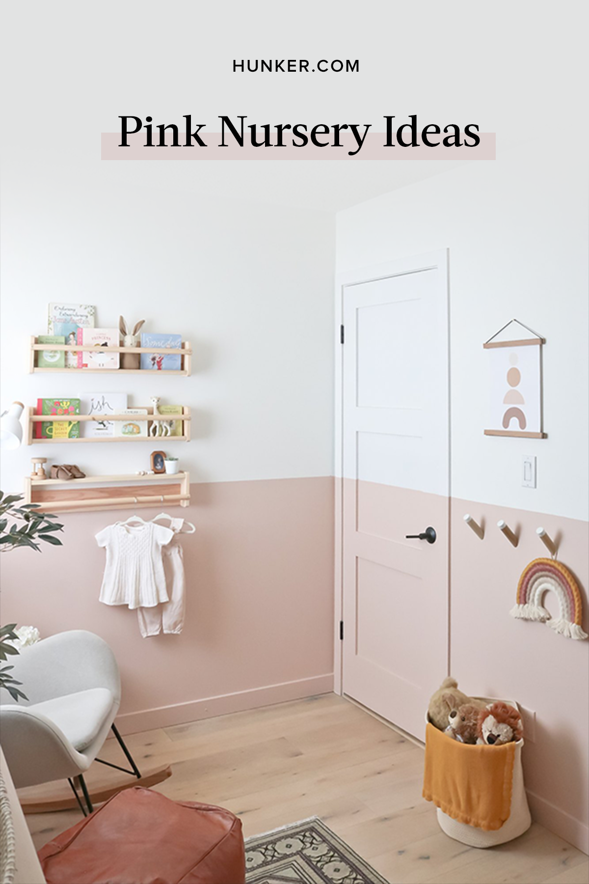 We Re Tickled Pink These Nursery Ideas Make The Case For