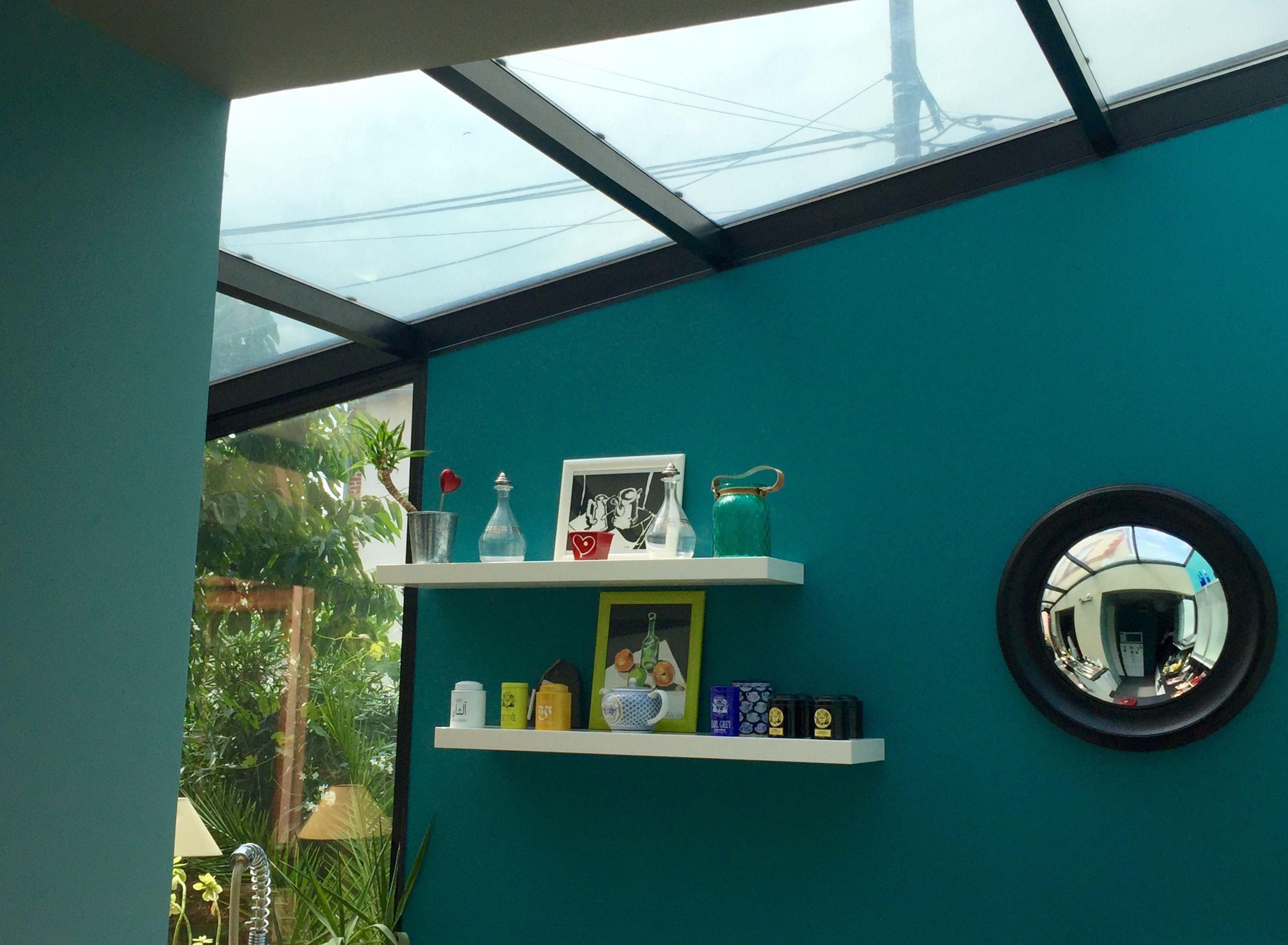 vardo dix blue et light gray de farrow and ball pour une cuisine pleine de peps cuisine. Black Bedroom Furniture Sets. Home Design Ideas