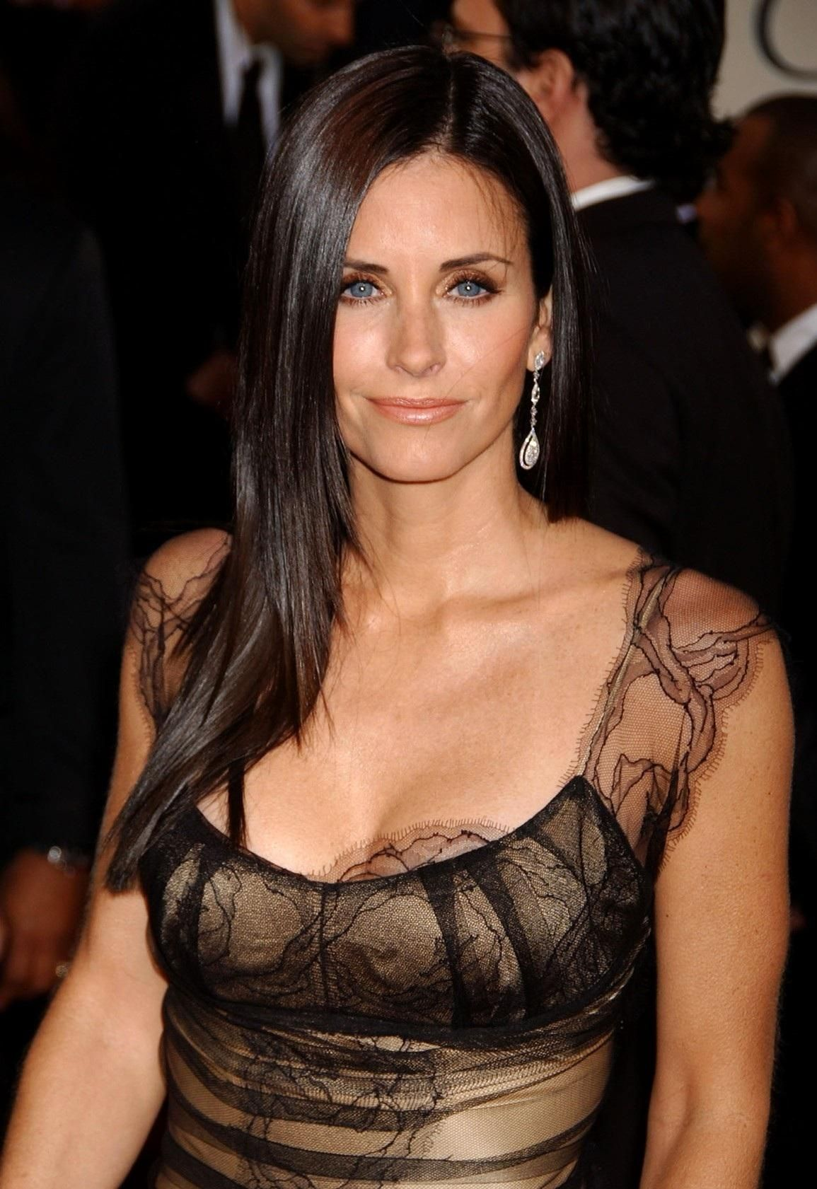 Me, Courtney cox hot have