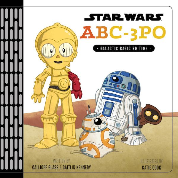 Teach Your Younglings Their ABC's With 'Star Wars: ABC-3PO'