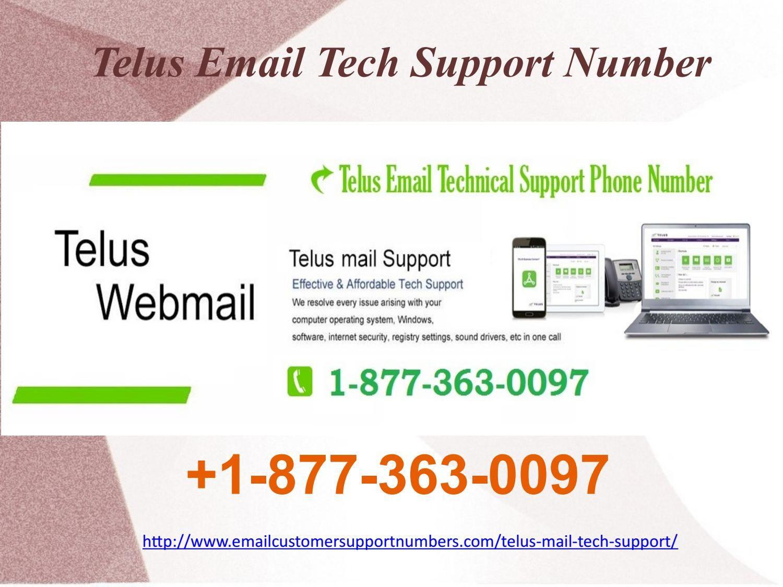 telus internet support phone number