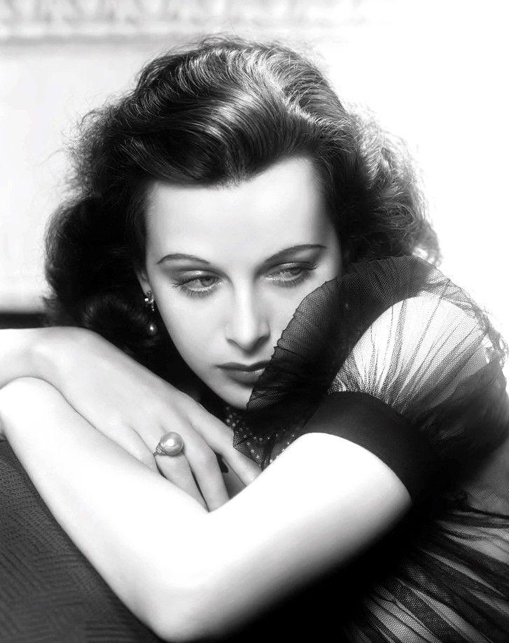 Hedy Lamarr, 1938viasparklejamesysparkle- his edit