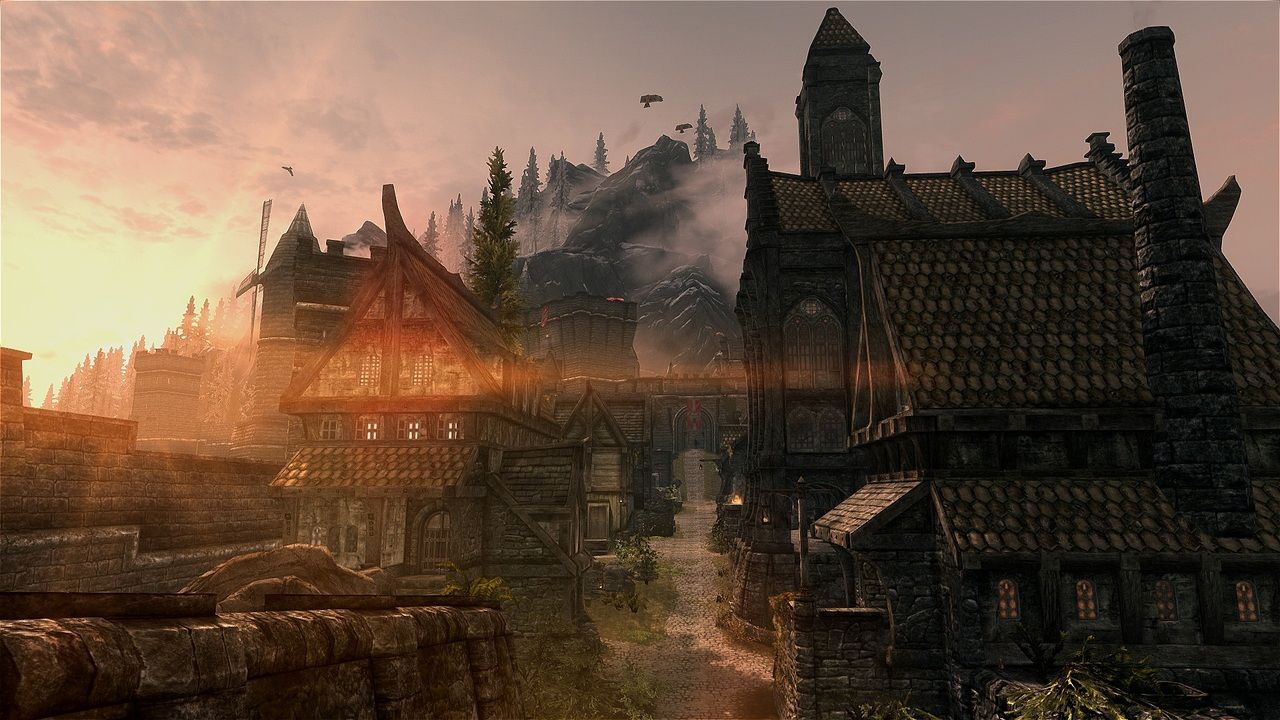 How To Get A House In Solitude In Skyrim