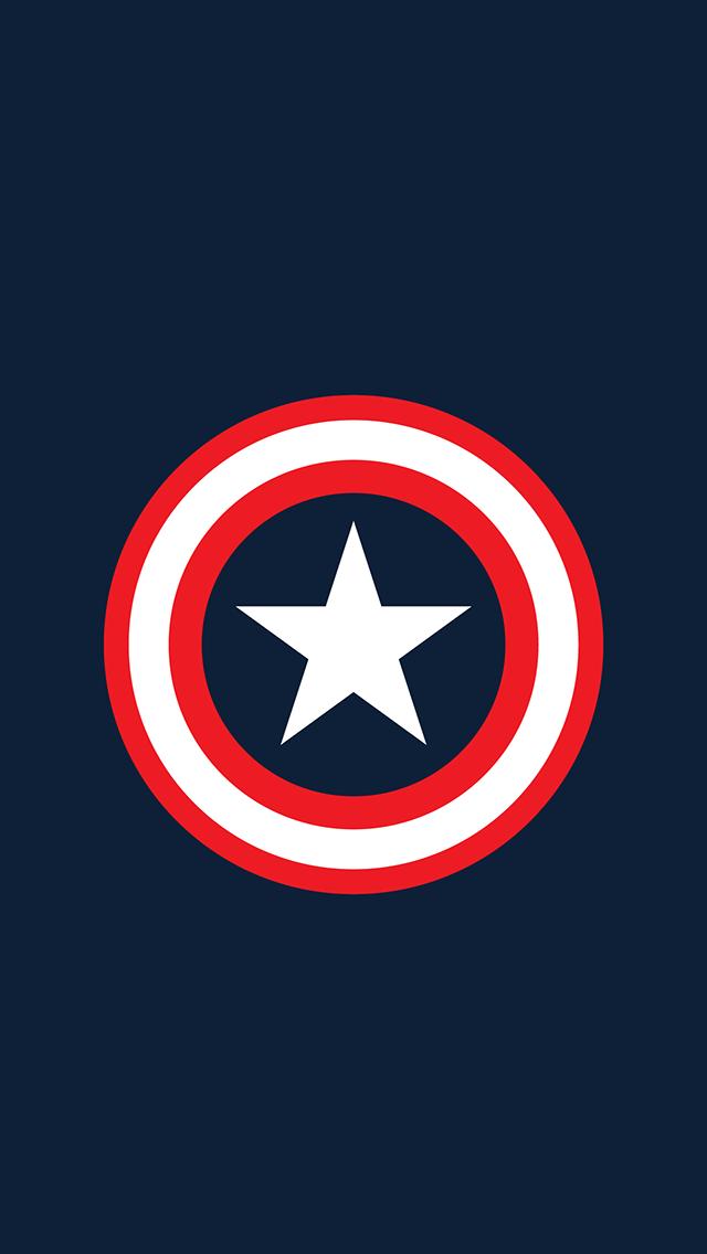 Captain America Iphone 6 Wallpaper