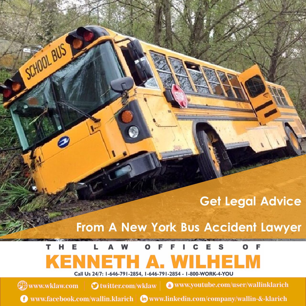 New York Bus Accident Attorney And Lawyer Bus Accident