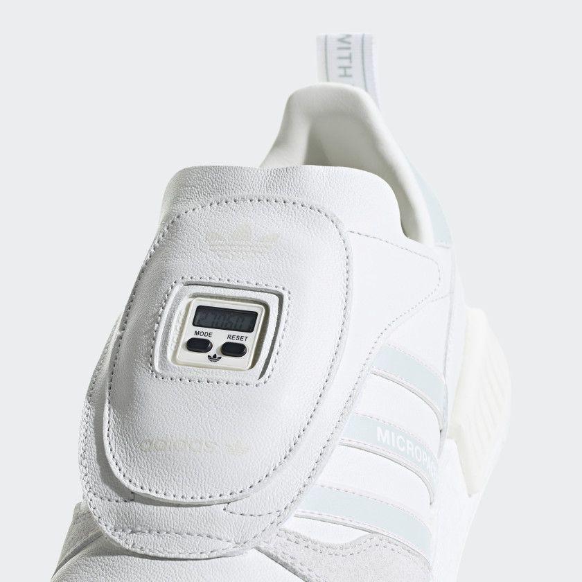 Chaussure Micropacer x R1 Cloud White Ftwr White Grey