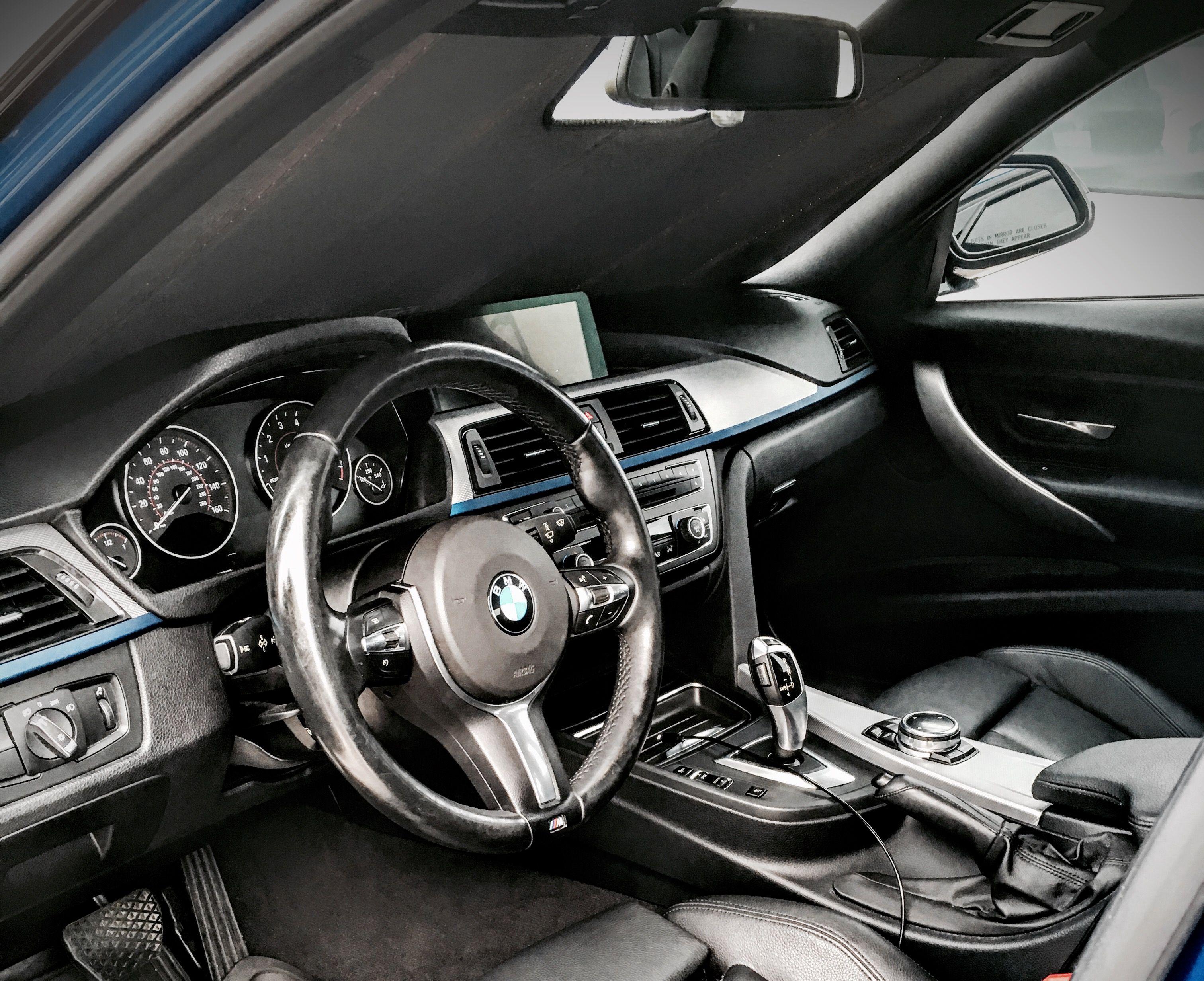 Interior BMW 328i M
