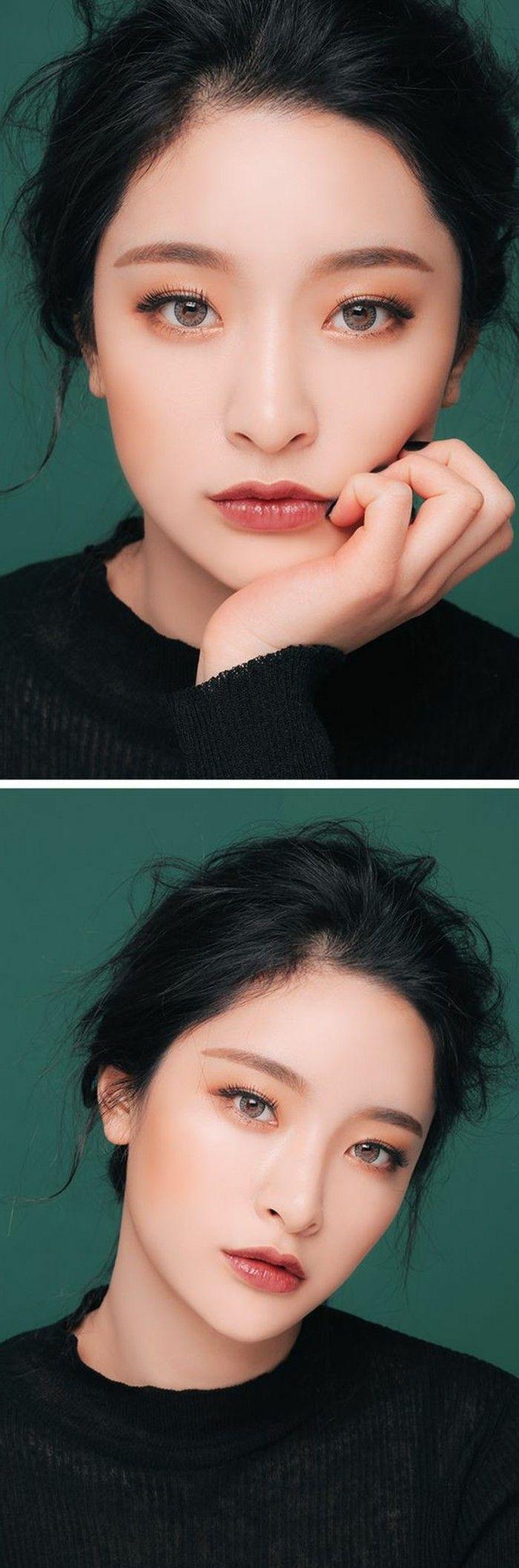 tout ce qu 39 il faut savoir sur le bon maquillage asiatique asian maquillage maquillage. Black Bedroom Furniture Sets. Home Design Ideas