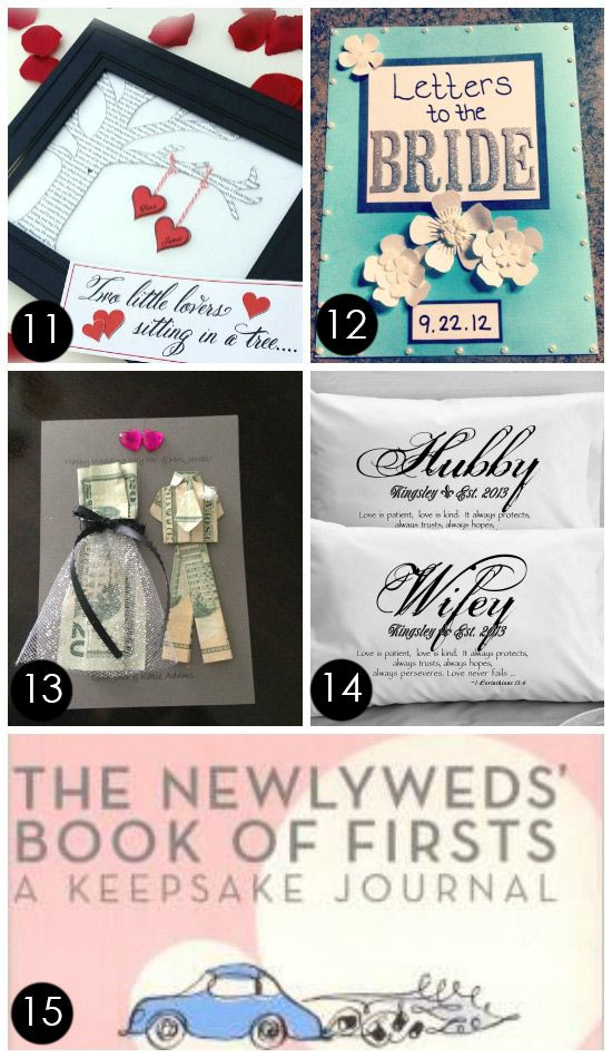 60 best and most creative bridal shower gift ideas