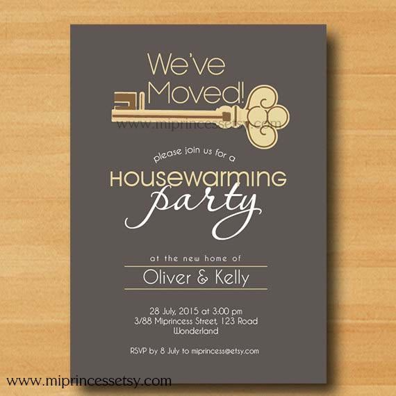 Housewarming invitation new house key design invitation card we housewarming invitation new house key design invitation card we have moved invitation card design card 305 stopboris Choice Image