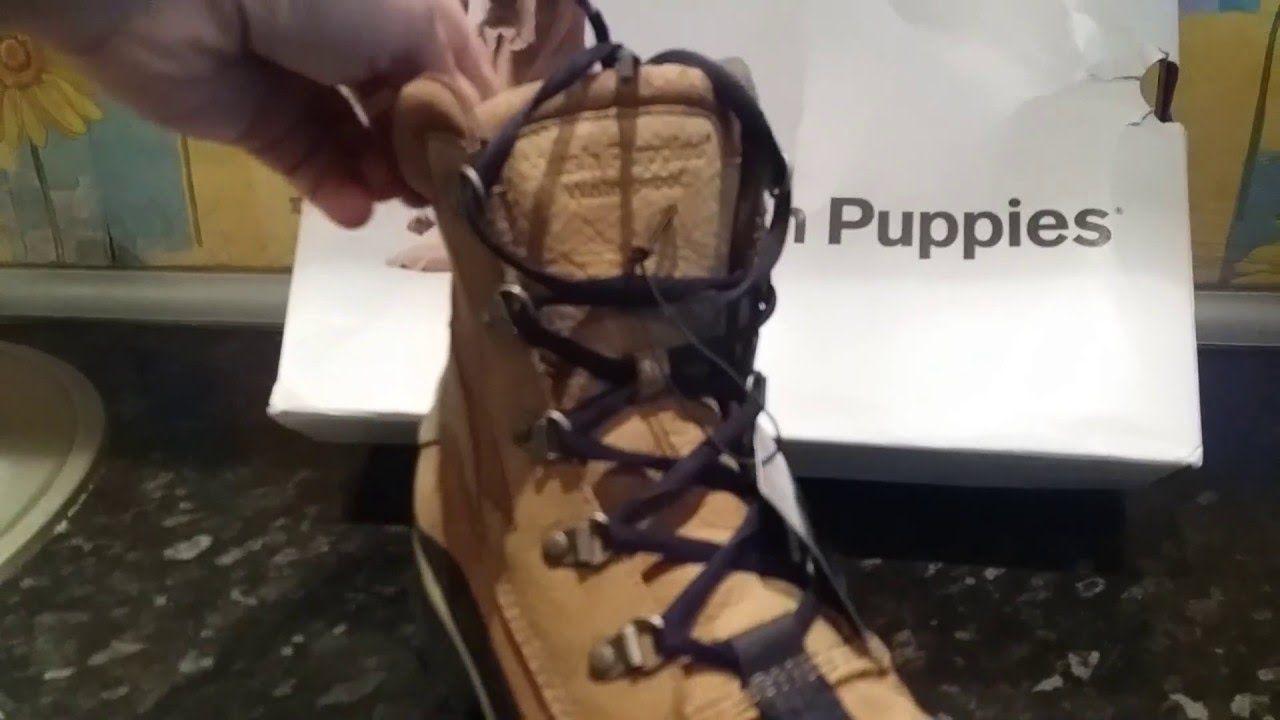 Hush Puppies Men's Jonah Cabe Waterproof Boot (video