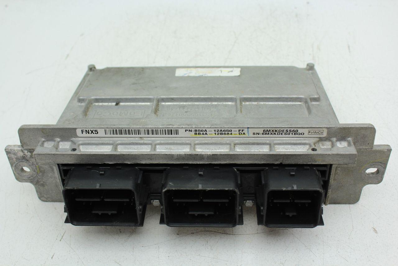 11 14 Mazda Cx 9 B50a 12a650 Ff Computer Brain Engine Control Ecu