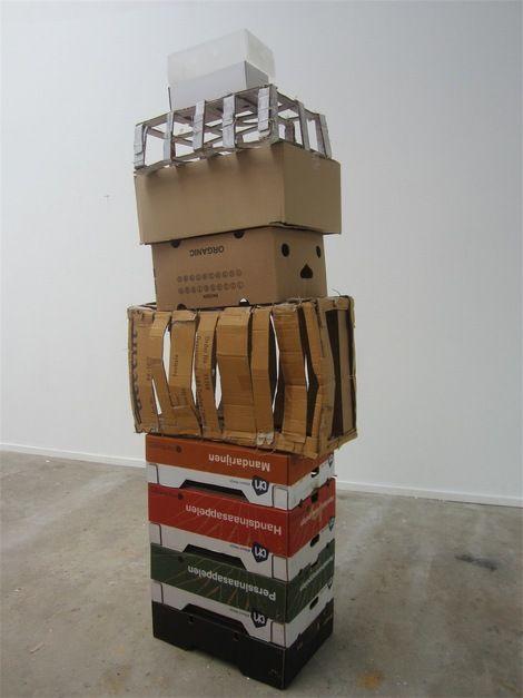 Bert Krooshof, Untitled - Stapeling 2 on ArtStack #bert-krooshof #art