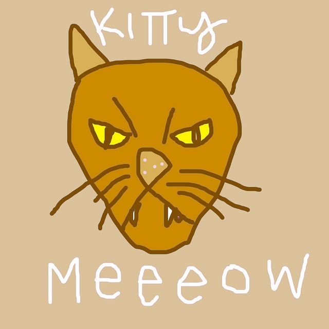 Bad kitty